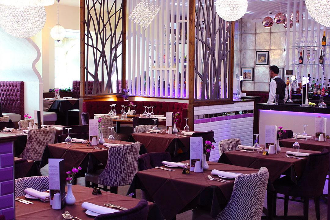 purple lounge indian restaurant